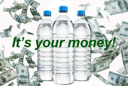 Bottled Water – The Biggest Con of Them All?